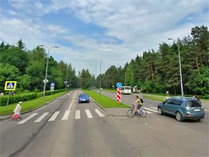 Брошенным светофором на Московском проспекте занялся суд