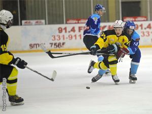 Контрастный хоккей — зеленоградская «фишка»