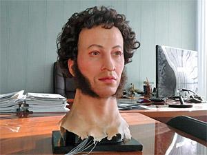 Зеленоградские ученые создали робот Пушкина