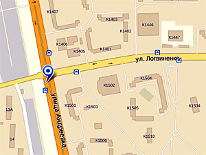 В ДТП на улице Андреевке тяжело травмирован пешеход