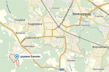В деревне под Зеленоградом нашли крупный арсенал оружия