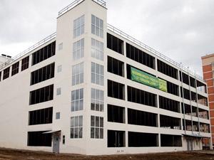 Власти нашли места еще для семи гаражей