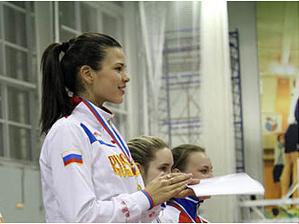 Саблистка из Зеленограда стала чемпионкой России