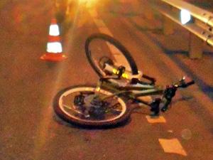 Скончался сбитый на Сосновой аллее велосипедист