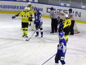 ХК «Зеленоград» за выходные дважды крупно проиграл «Дмитрову»