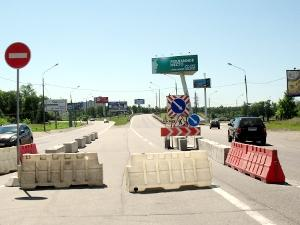 11 октября откроется после ремонта путепровод на Ленинградке