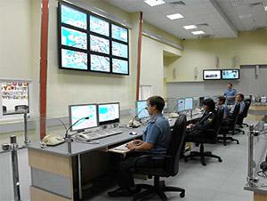 В УВД внедрена система управления мобильными нарядами