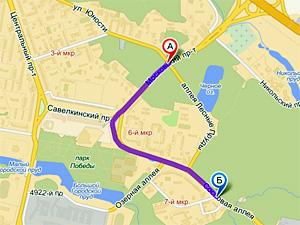 На Московском проспекте и Сосновой аллее запустили «зеленую волну»