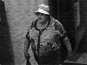 Камеры наблюдения засняли обокравшую пенсионерку «целительницу»