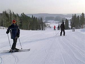 В районе Новоподрезково построят горнолыжный парк