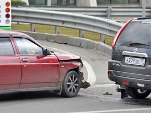 Молодая пассажирка пострадала в ДТП у префектуры