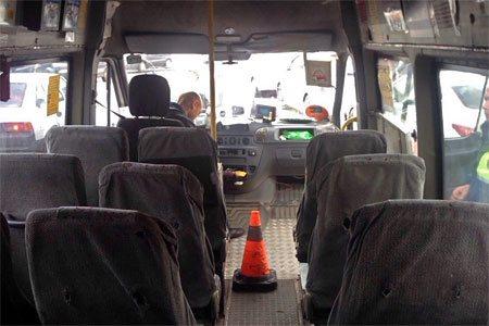 В аварии с маршруткой в Андреевке пострадал ребенок