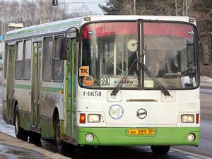 30 мая подорожает проезд в подмосковных автобусах
