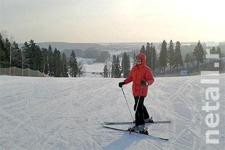 Сроки строительства горнолыжного парка в Новоподрезково продлили до 2024 года