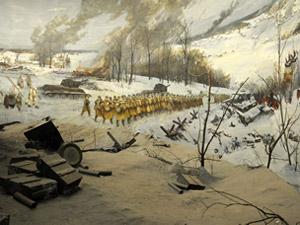 Выставка из Зеленограда открылась на Поклонной горе