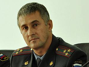 Президент снял с поста начальника УВД Зеленограда
