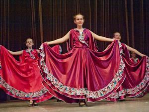 Хореографический коллектив «Вдохновение» представит программу «Танцевальный круиз» в КЦ «Зеленоград»