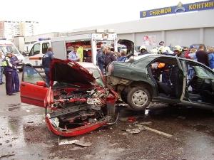 Подробности аварии на Савелкинском проезде