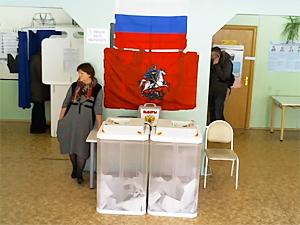 Путин набрал в Зеленограде около 50% голосов