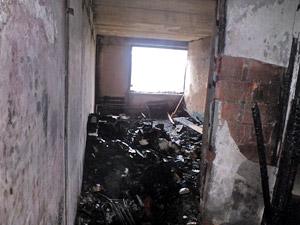 Причиной пожара в корпусе 160 могло стать короткое замыкание