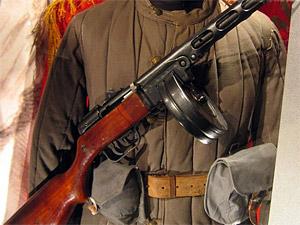 В Зеленограде пройдет выставка оружия советских времен