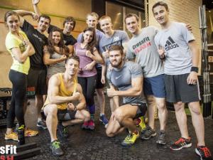Команда CrossFit Flash проведет в Зеленограде бесплатную тренировку по Кроссфиту под открытым небом