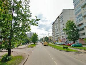 У площади Юности сбили жительницу Менделеево