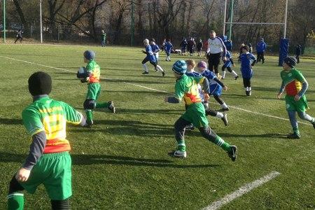 Ребята из команды «Зеленоград-1» выиграли Кубок Москвы по регби