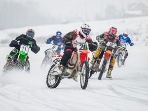 В субботу в Брехово пройдут зимние мотогонки