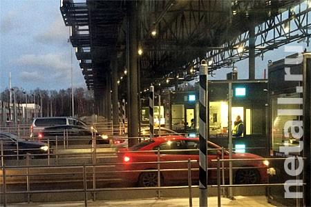 Проезд по Новой Ленинградке подешевеет на время новогодних каникул