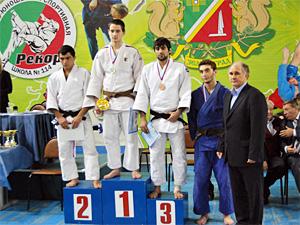 Зеленоградцы взяли 34 медали всероссийского турнира по дзюдо