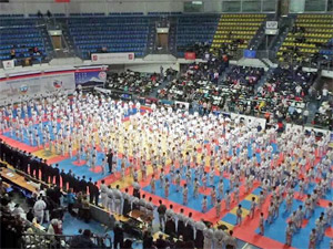 Команда каратистов Зеленограда заняла первое место на всероссийском турнире