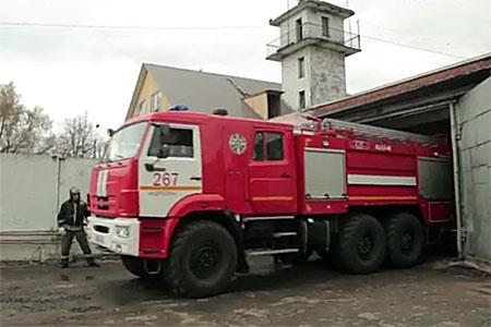 Для андреевской пожарной части подыскивают новое место