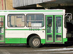 Префектура предложила изменить маршруты автобусов №14 и №23