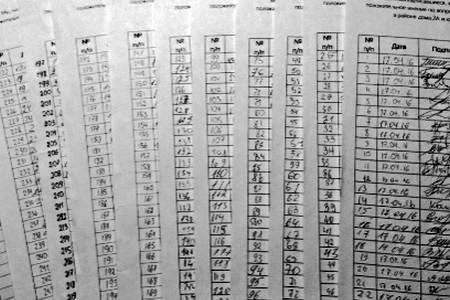 Жители 7-го микрорайона собрали более 300 подписей за организацию перехода на Озерной аллее
