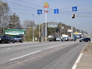 Префектура согласовала проекты трех транспортных развязок