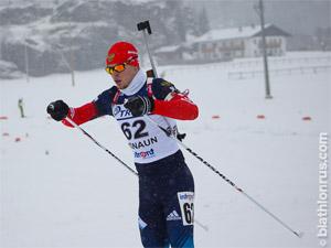 Зеленоградский биатлонист завоевал еще две «бронзы» на Кубке IBU