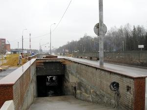 Назван очередной срок открытия подземных переходов