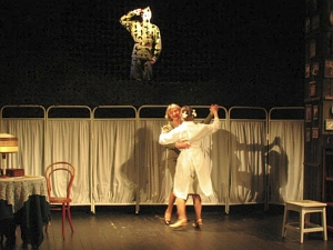 «Ведогонь-Театр» откроет сезон спектаклем «Привет с фронта»