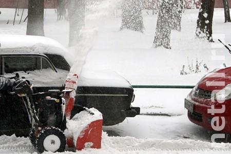 Жителя Подмосковья задержали поподозрению вкраже снегоуборочного аппарата