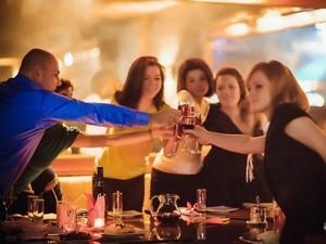 Встречайте Новый год в ресторане «Традиция»!