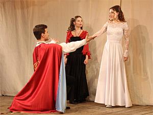Летом «Ведогонь-Театр» покажет комедию Шекспира