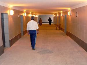Запуск подземных переходов отложен до середины лета