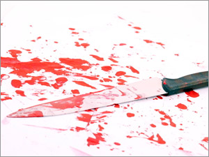 В 8-м микрорайоне совершено убийство