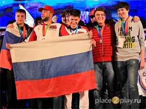 Зеленоградский студент-геймер выиграл бронзу кибер-Олимпиады