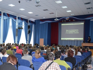 Сотрудники ГИБДД Зеленограда встретились со старшеклассниками