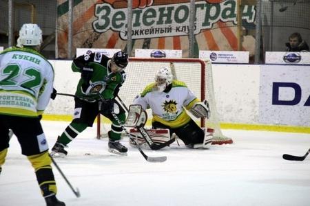 ХК «Зеленоград» проиграл «Липецку» 2:4 и выиграл 8:0