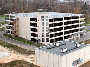 Зеленоград окончательно отказался от строительства гаражей в 3-м, 15-м и 16-м микрорайонах