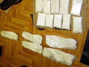 За год наркополицейские изъяли 1,6 кг наркотиков
