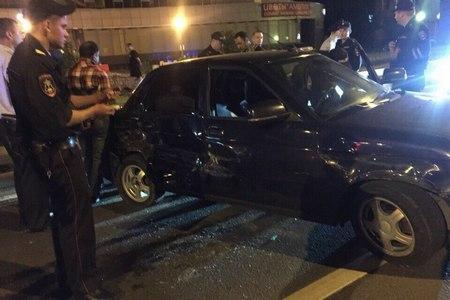 Пьяного водителя без прав задержали в результате погони
